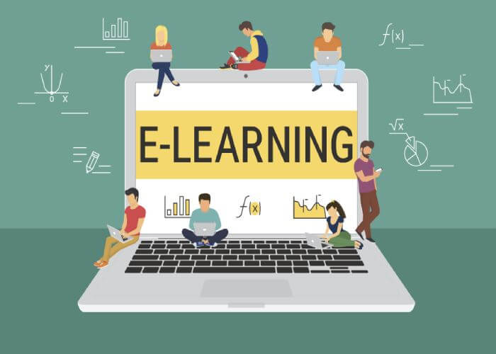 top 10 giao diện website học trực tuyến