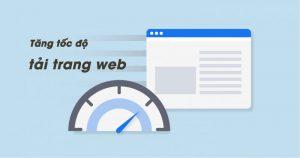 tăng tốc độ tải trang web