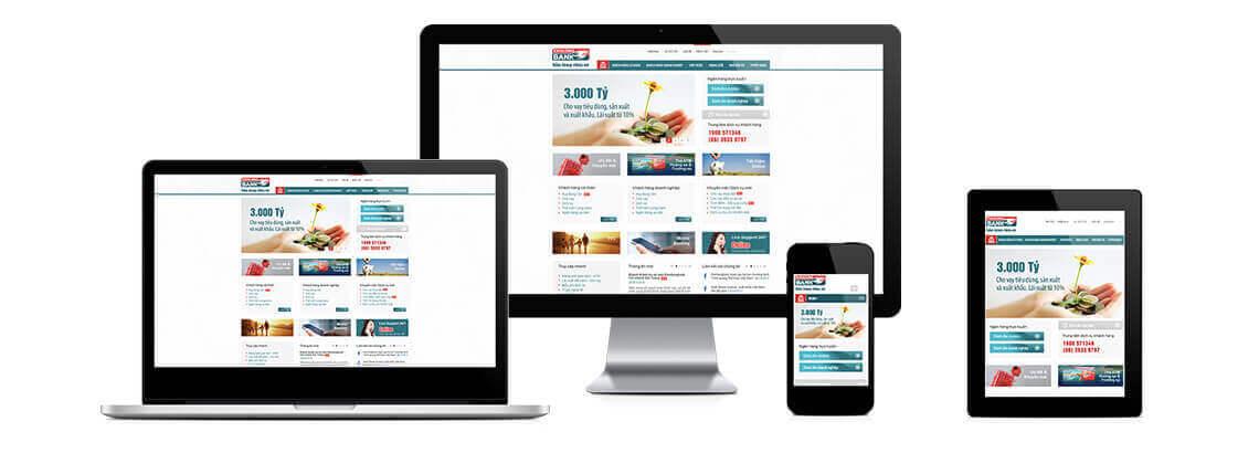 Lợi ích từ thiết kế website mang lại