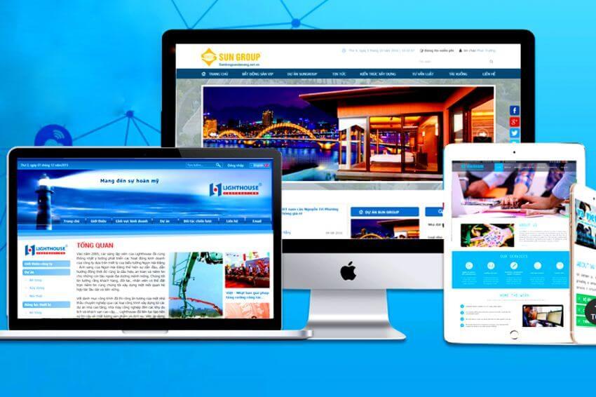 Tại sao cần thiết kế website?