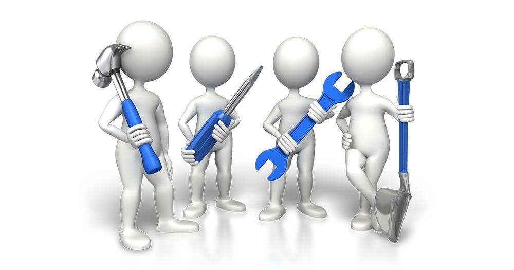 Nâng cấp và bảo trì web thường xuyên để kiểm soát chất lượng