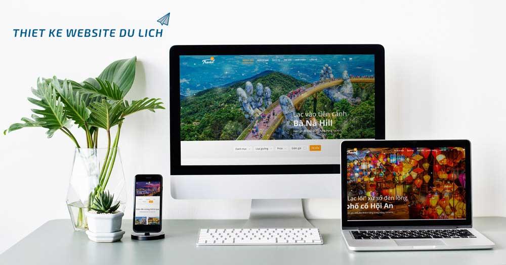 tối ưu web du lịch Cung cấp đầy đủ những thông tin theo quan tâm của khách hàng