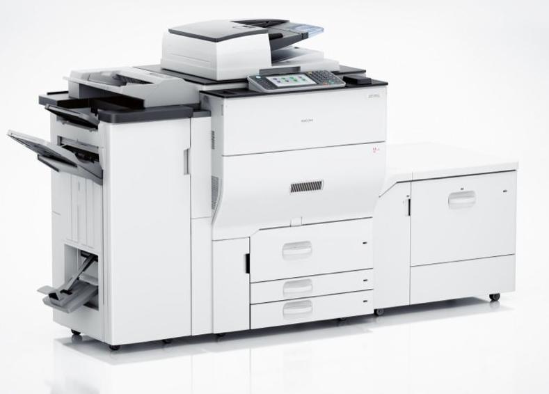 Máy Photocopy Ricoh MP C6502