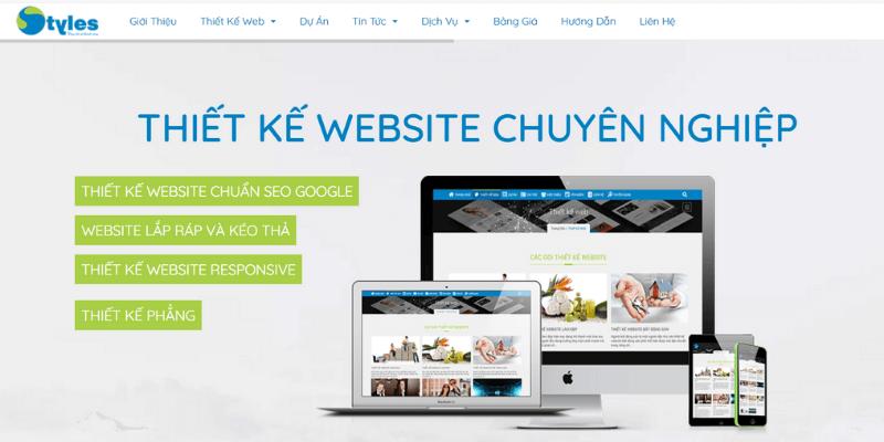 thiết kế website nhập hàng Trung Quốc